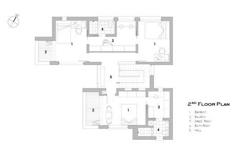 다가구주택, 중정, 밀크하우스, 설계, spaceprime, 스페이스프라임